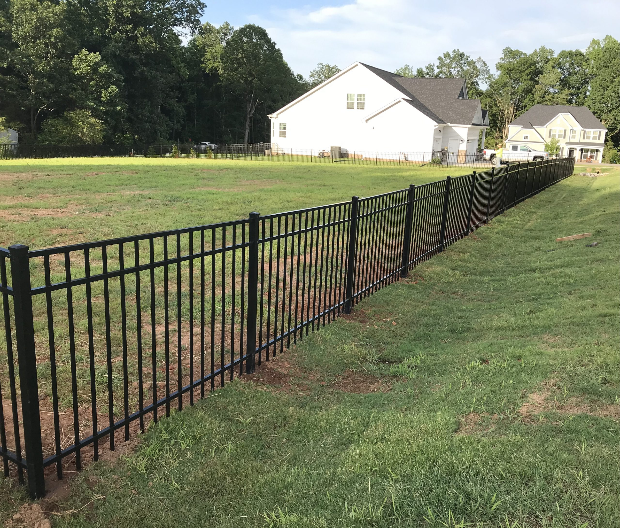 Aluminum Fence Raleigh NC | Index Fence INC | Raleigh Fence Company